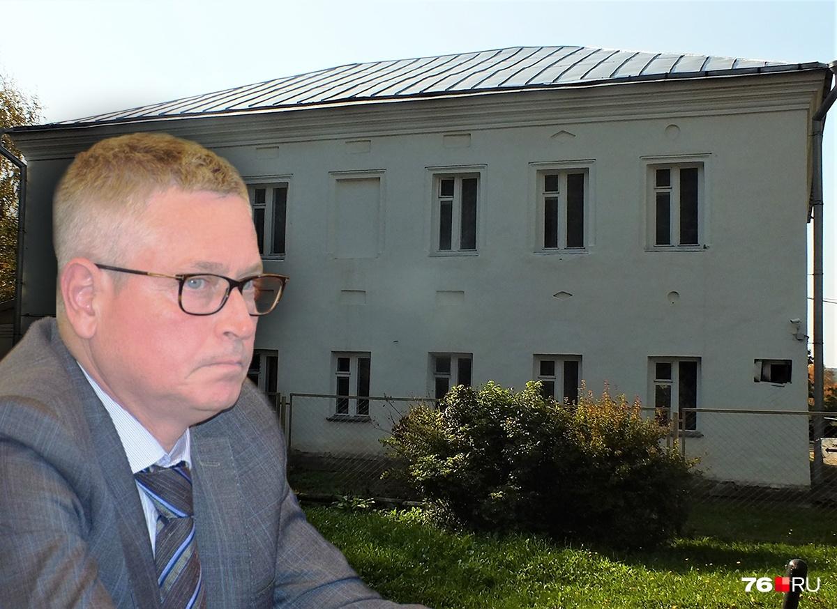В сфере здравоохранения Игорь Селезнёв трудится уже много лет<br>