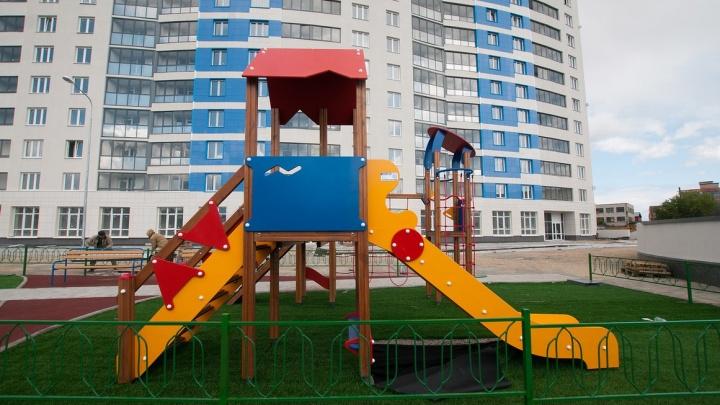 """""""Репин-парк"""" готовится к сдаче, а жильцы проверяют качество работ и планируют ремонт"""