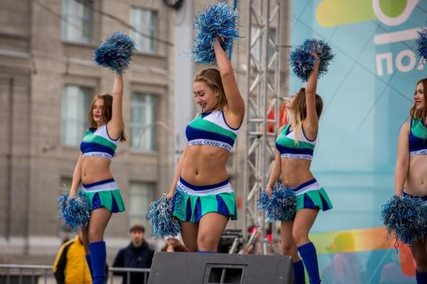 В Новосибирске начинается фестиваль бега. Фото из архива НГС