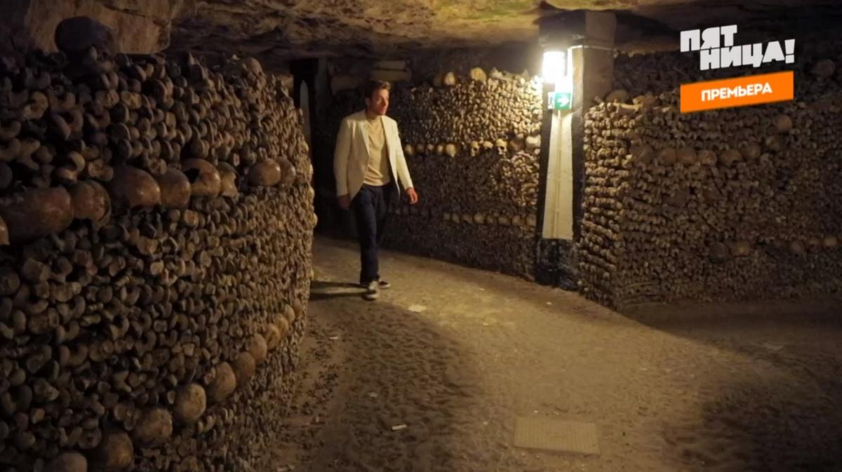 В очереди за билетами в катакомбы туристы стоят по несколько часов
