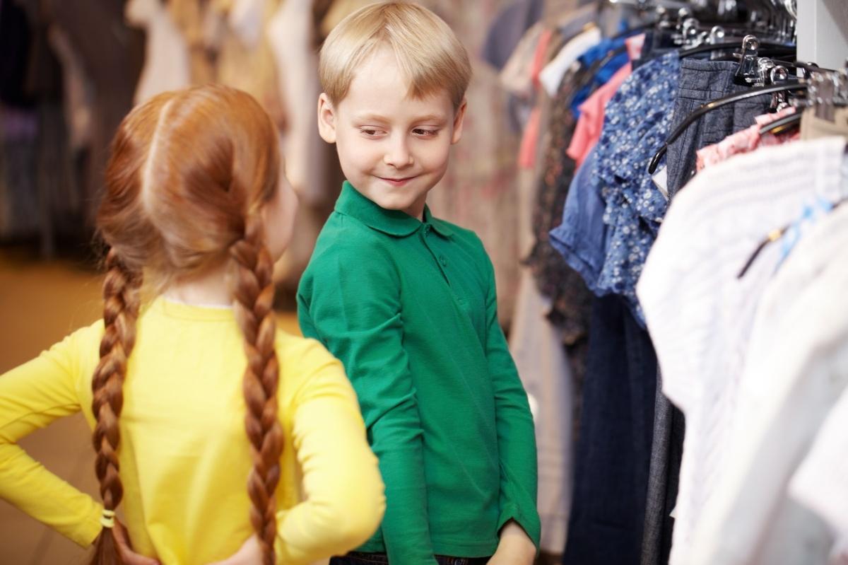 Аутлет детской одежды откроется в Автозаводском районе