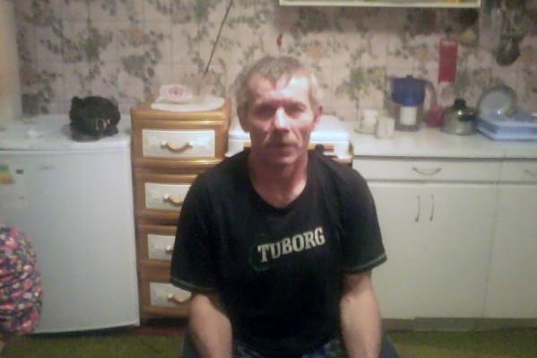 Виктор Грищенко пропал в Новосибирске, уехав ночью из больницы