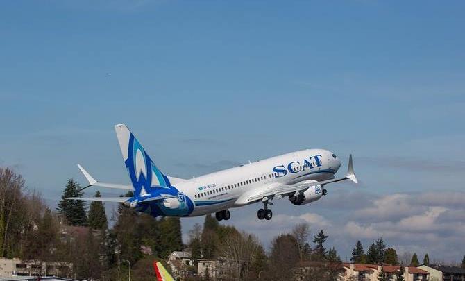 На новый авиарейс из Челябинска в Астану начали продавать билеты