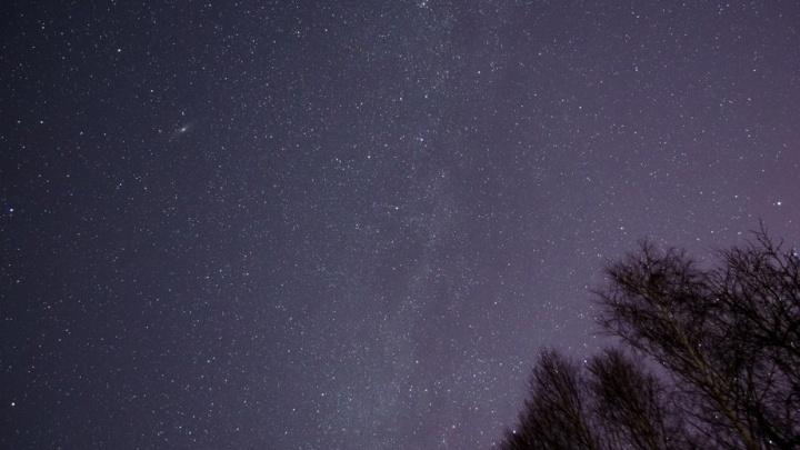 Придумывайте желания: в октябре над Екатеринбургом прольётся звездопад
