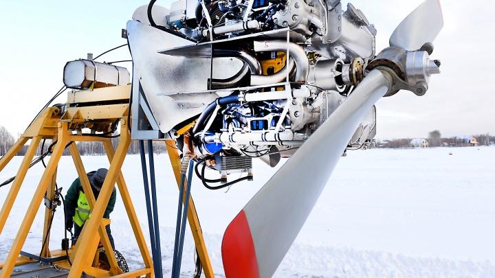 В Новосибирске ученые сделали и запустили первый в мире двигатель из алюминия