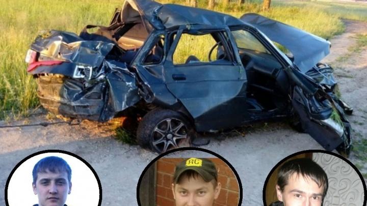 Водитель, устроивший ДТП, в котором погибли три человека, пойдет под суд в Башкирии