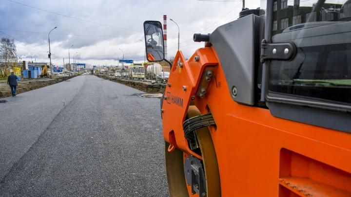 В Перми из-за реконструкции Героев Хасана временно изменятся маршруты автобусов