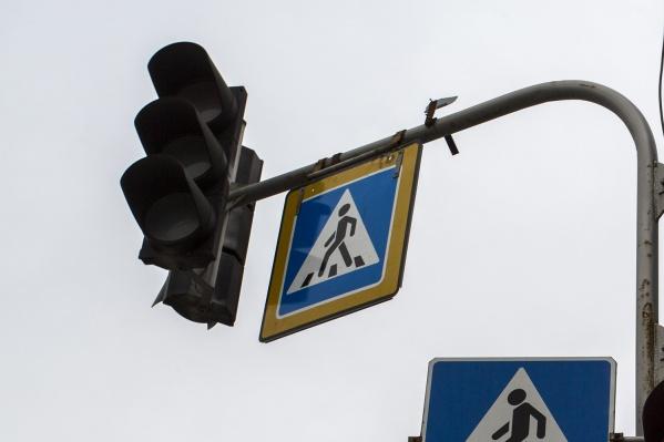 Специалисты СМЭУ уже выехали на место, чтобы починить светофор
