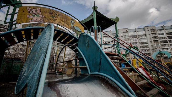 Всё для детей: власти снесут детский городок топ-модели Натальи Водяновой