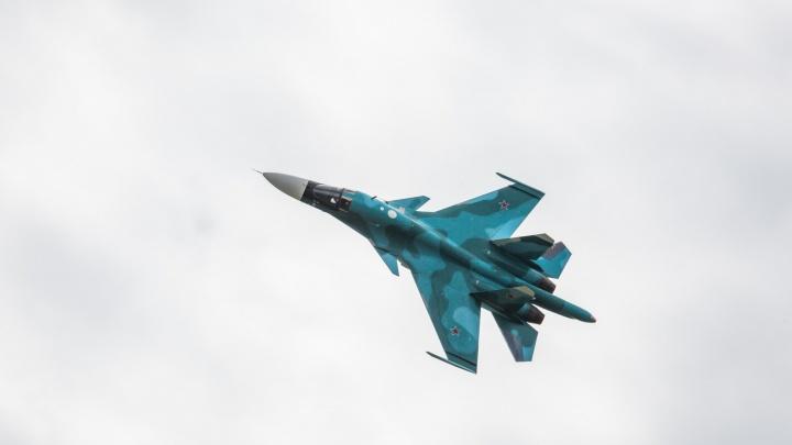 Новосибирский завод передал военным два новых бомбардировщика