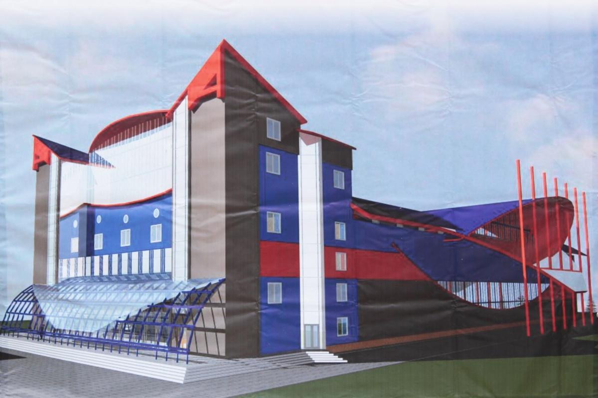 ВНовосибирске появится новый спорткомплекс за600 млн руб.