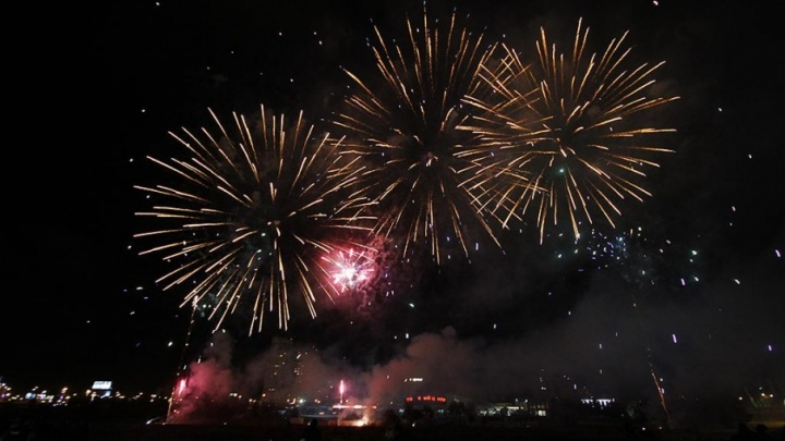 Салют, челябинцы: в городе обозначили площадки для запуска новогодних фейерверков