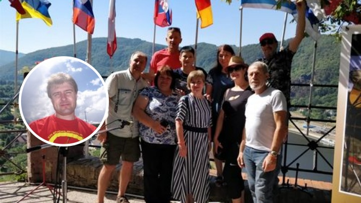 Врач БСМП стал лауреатом фестиваля бардовской песни в Чехии