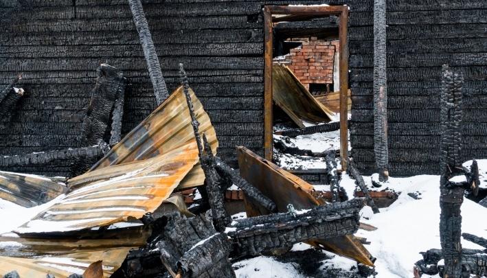 МЧС: на пожарах в Прикамье за три месяца пострадали девять детей