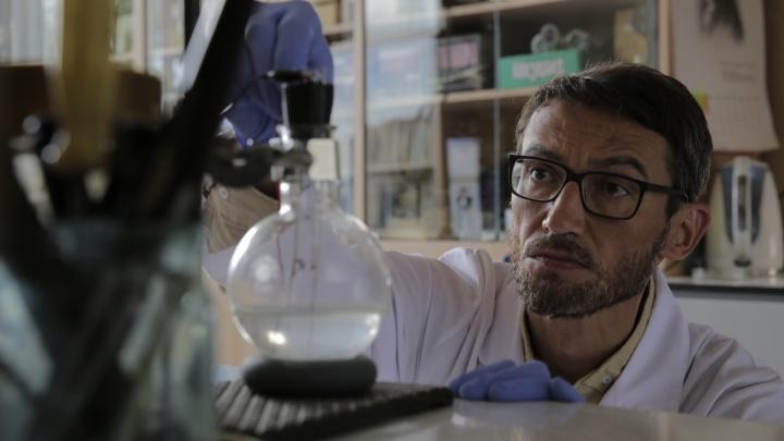 Актёр из Екатеринбурга сыграет главную роль в сериале про учителя физики, который стал бандитом