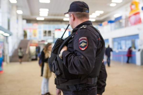 Преступника заметили сотрудники транспортной полиции