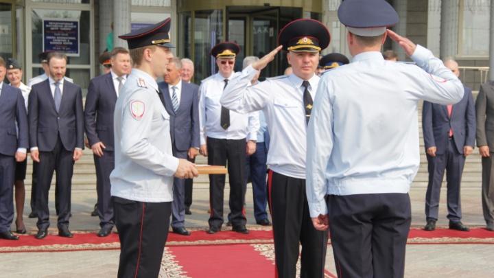 Отказавшимся от взяток красноярским полицейским выдали премию в размере взяток