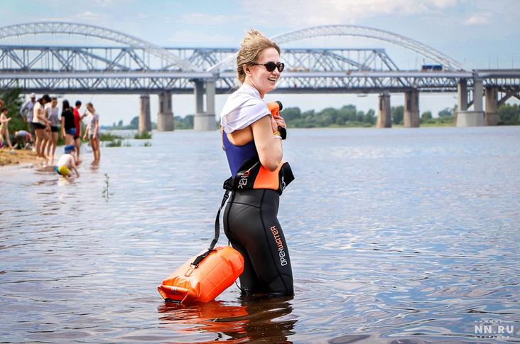 Многие участники будут стартовать в заплыве не в первый раз