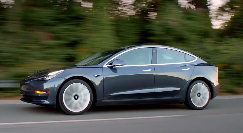 Новый кроссовер Tesla Model Yпостроят набазе Tesla Model 3