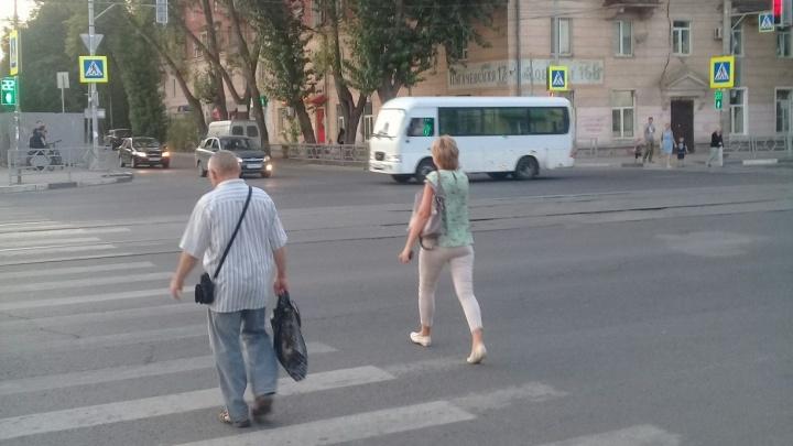 На пересечении улиц Победы и Пугачевской включили новый светофор