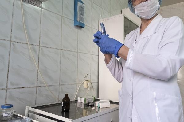 Врачи сделают прививки почти 1,5 миллиона жителей