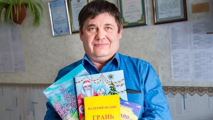 «Поэзия меняет отношение к жизни»: работник челябинского завода в кризис заговорил стихами