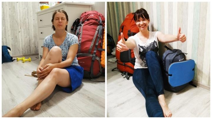Уфимка — о путешествии на Хибины: «От мокрого дождевика защищались, надев поверх мусорные мешки»