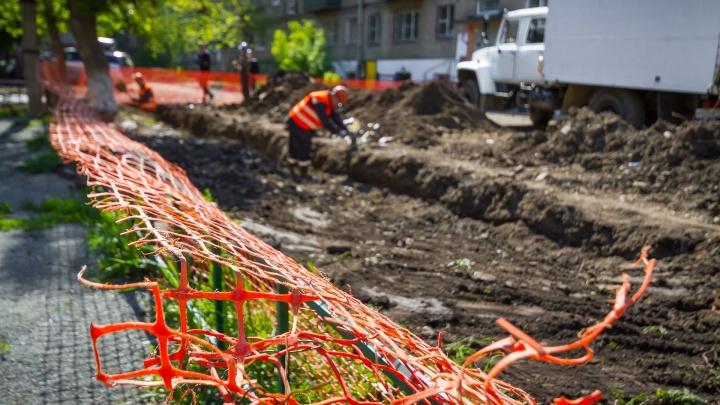 Из-за ремонта сетей два района Челябинска останутся без воды
