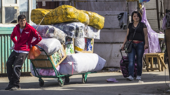 Начальница ФМС в Октябрьском районе пошла под суд за махинации с пропиской для мигрантов