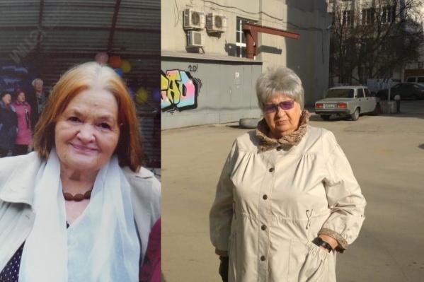 Родные так и не увидели Любовь Рензяеву (на фото справа) и Нину Русяеву (слева) в больнице — они скончались в реанимации с разницей в две недели