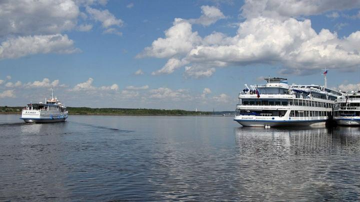 Музей на воде: корабль с шедеврами Русского музея прибудет в Пермь из Санкт-Петербурга