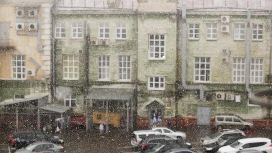 Первый снег и вторая волна бабьего лета: как будет меняться погода в конце сентября