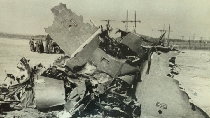 Историю со сбитым над Уралом самолётом-шпионом используют в новом сериале про советских разведчиков