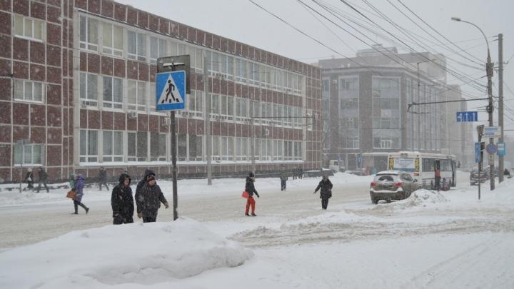 Оттепель, мокрый снег и дождь: публикуем прогноз погоды в Прикамье на неделю