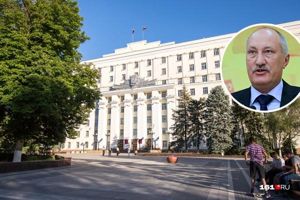 Сергей Косинов внес законопроект о возвращении прямых выборов в области 3 июля