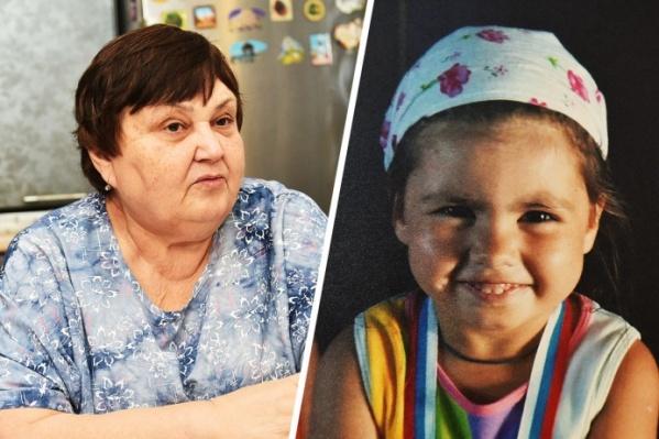 Бабушка Ольга Викторовна оформила опеку, когда Варе было три года