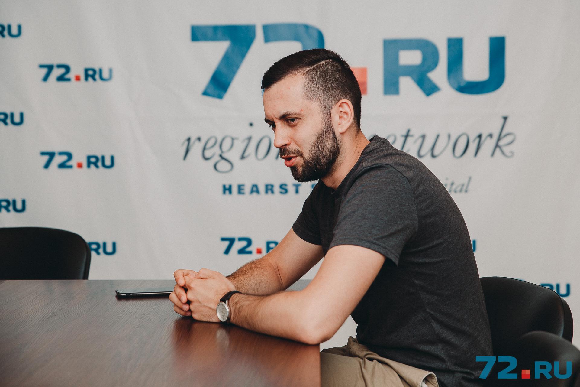 В планы на ближайшие годы у Вадима Толчеева внесено образование. Он хочет дистанционно поучиться в Мекке пиарщиков— Джорджтаунском университете (США)
