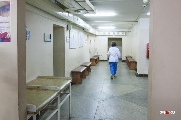 Борис Кондрашин с детства мечтал работать в больнице