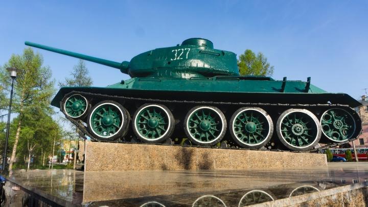 Как в Омске танки собирали: легендарный Т-34 на заводах и на фронтах Великой Отечественной войны