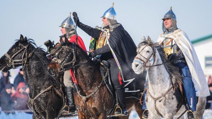 Народные гулянья «Сибирская Масленица»: будет ярмарка, богатырские забавы и конкурсы мастеров