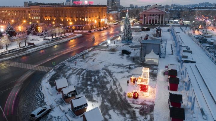 Здесь трижды сбивали пешеходов: переход на главной площади Волгограда оказался небезопасным
