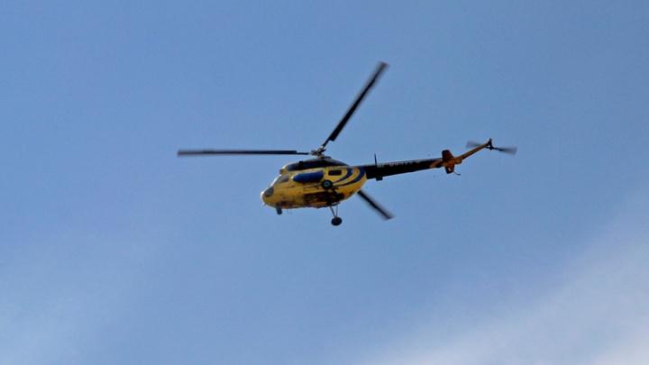 Озвучена первая версия крушения вертолёта в Игарке