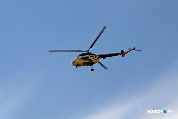 Версию озвучили спасатели на оперативном штабе