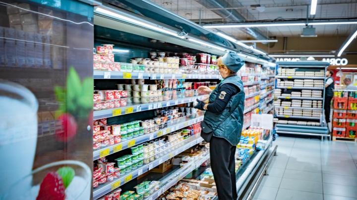 В молоке и сметане в Ростовской области нашли запрещенные антибиотики