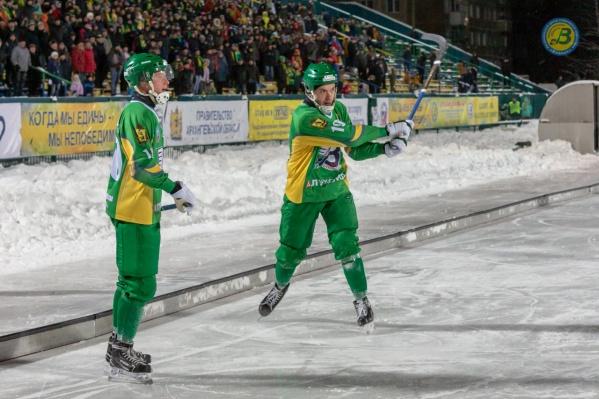 Пока «Водник» обыгрывает своих соперников на чемпионате России
