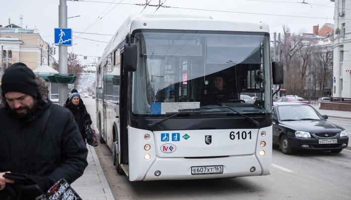 В Ростове в Рождественскую ночь продлят работу общественного транспорта
