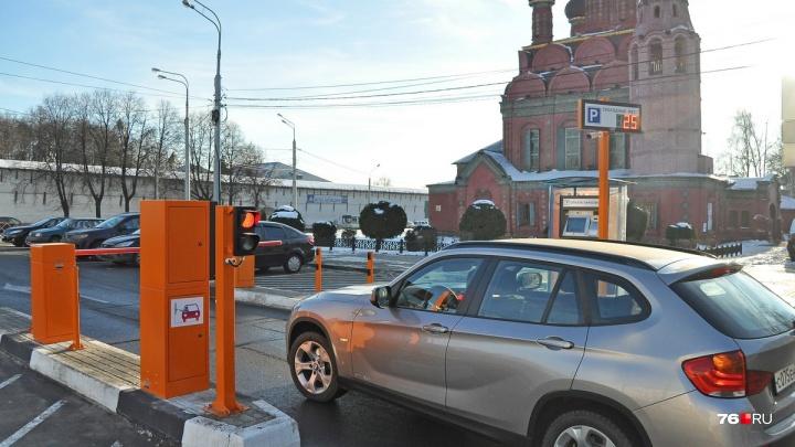 «Нужен порядок»: мэр Ярославля рассказал о платных парковках в центре города