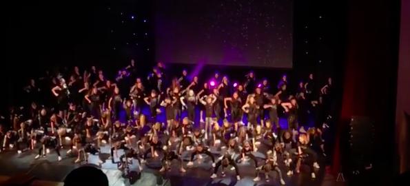 Театр танца Todes выступил в Новосибирске с новой программой