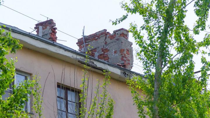 Не признаны аварийными, но ветхие: старые дома в Челябинске исключат из программы капремонта