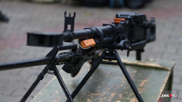 Миномет и беспилотник: ростовчанам покажут форму и оружие сирийских террористов